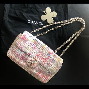 be9b98ab327f Women s Chanel Tweed Bag on Poshmark